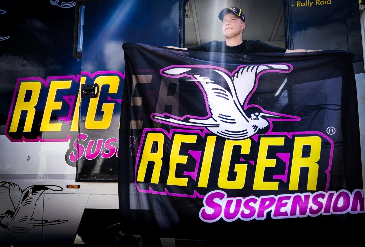 Flag - Reiger Suspension