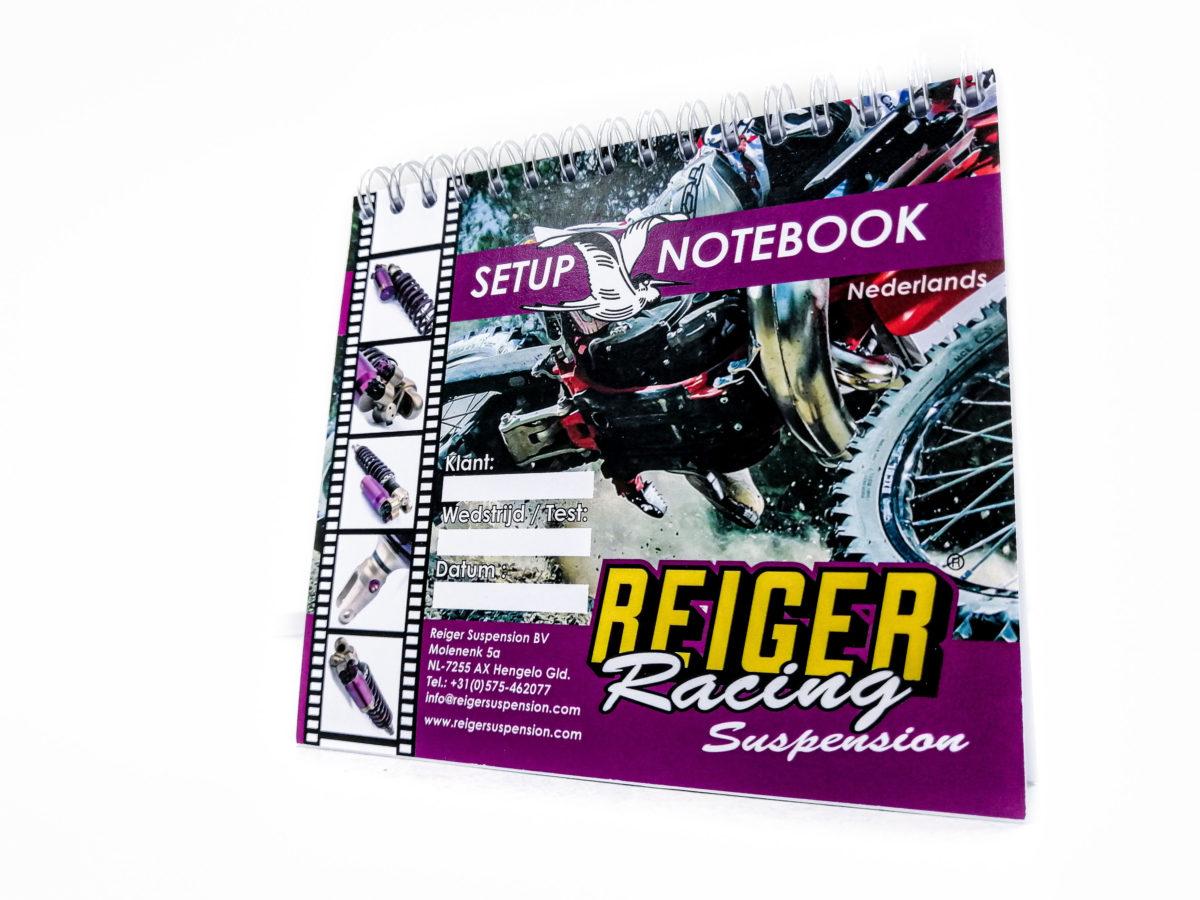 Setupbook Motor NL - Reiger Suspension