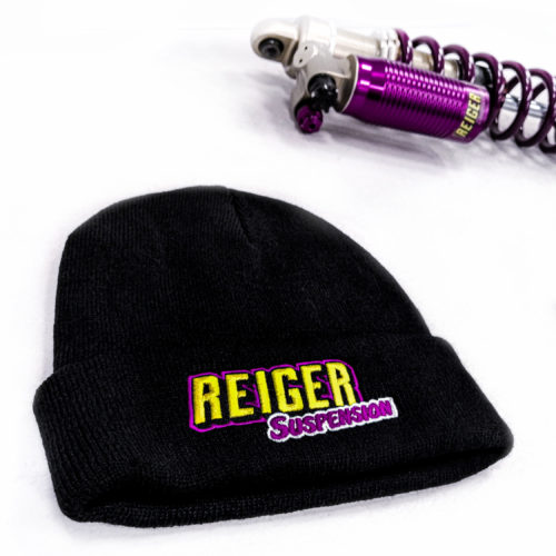 Knitted Cap - Reiger Suspension