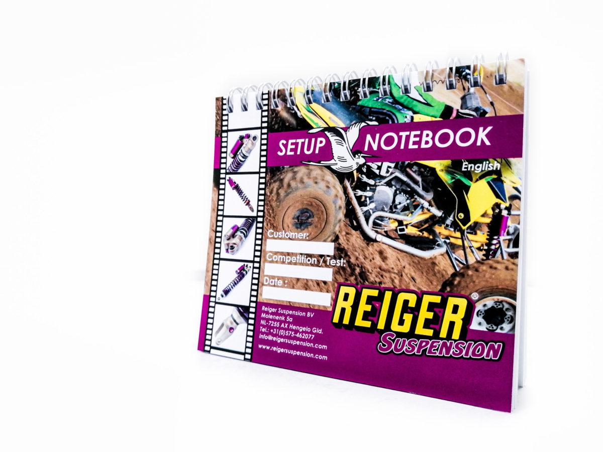 Setupbook Quad ENG - Reiger Suspension