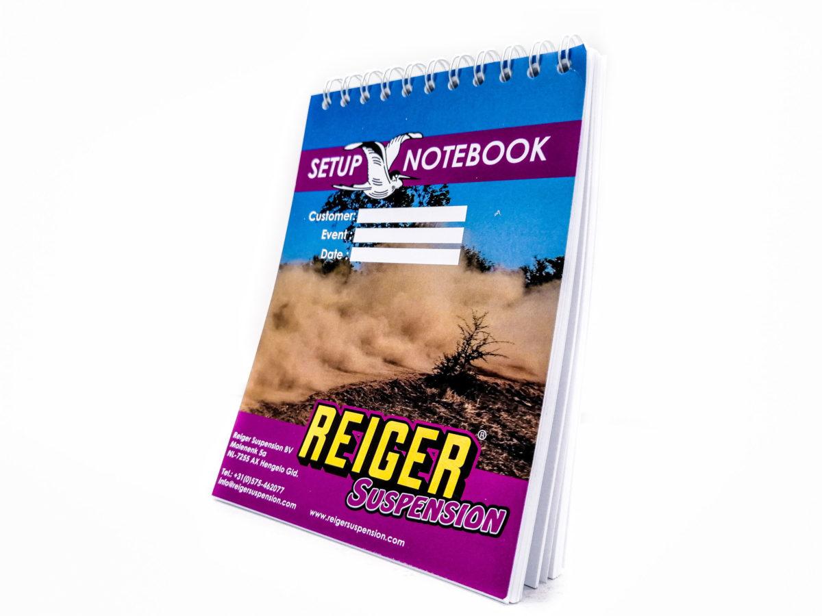 Setupbook Rally - Reiger Suspension