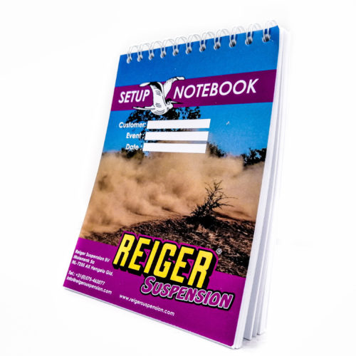 Setupbook Rally - Reiger Suspension