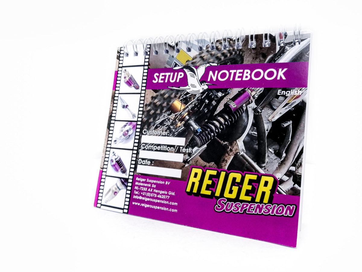 Setupbook Sidecar ENG - Reiger Suspension