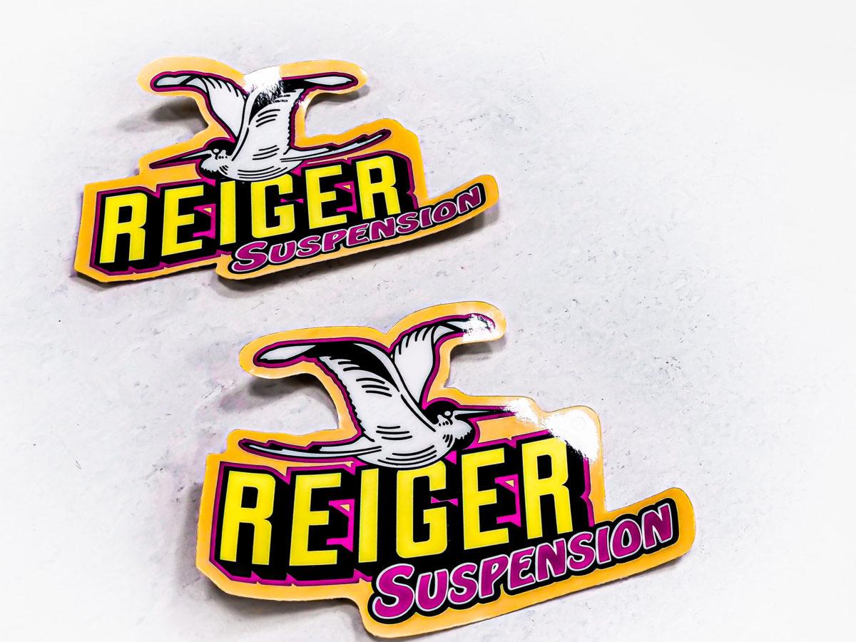 Stickers 160x120 - Reiger Suspension