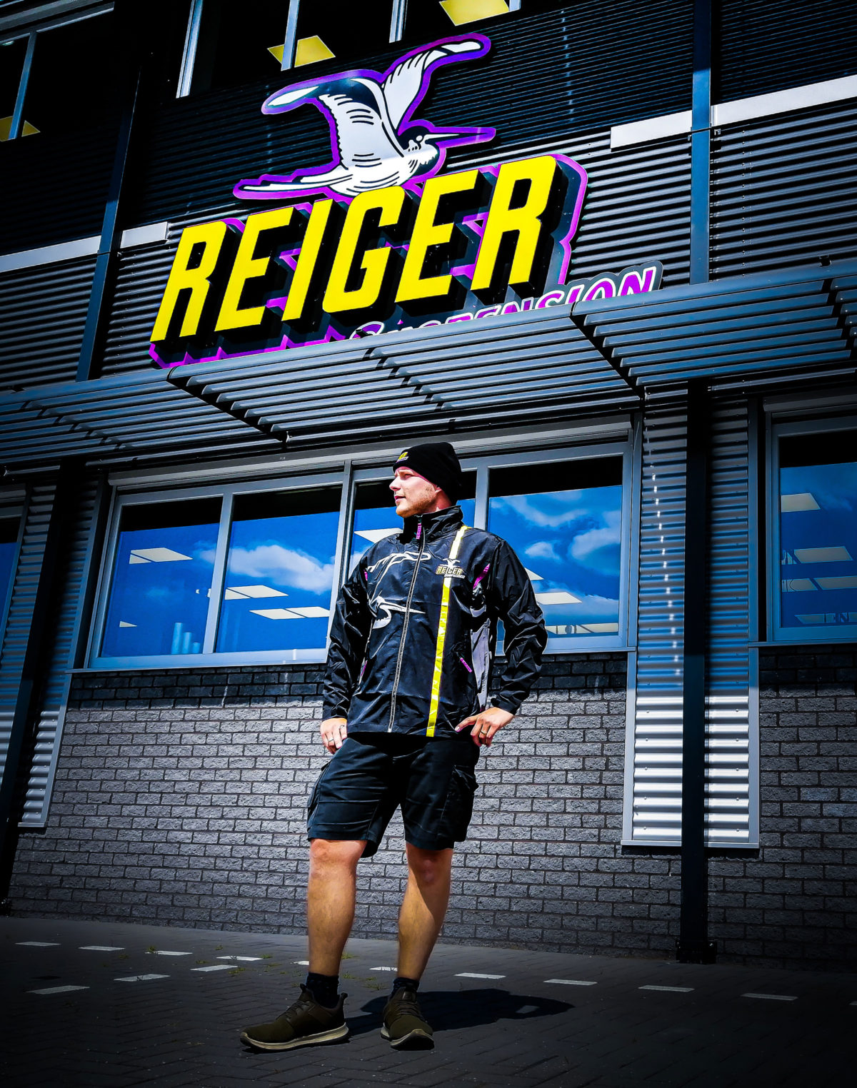 Coach Jack - Reiger Suspension