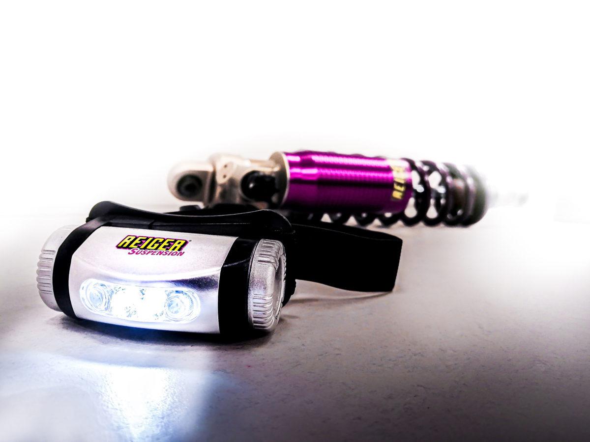 Headlight - Reiger Suspension